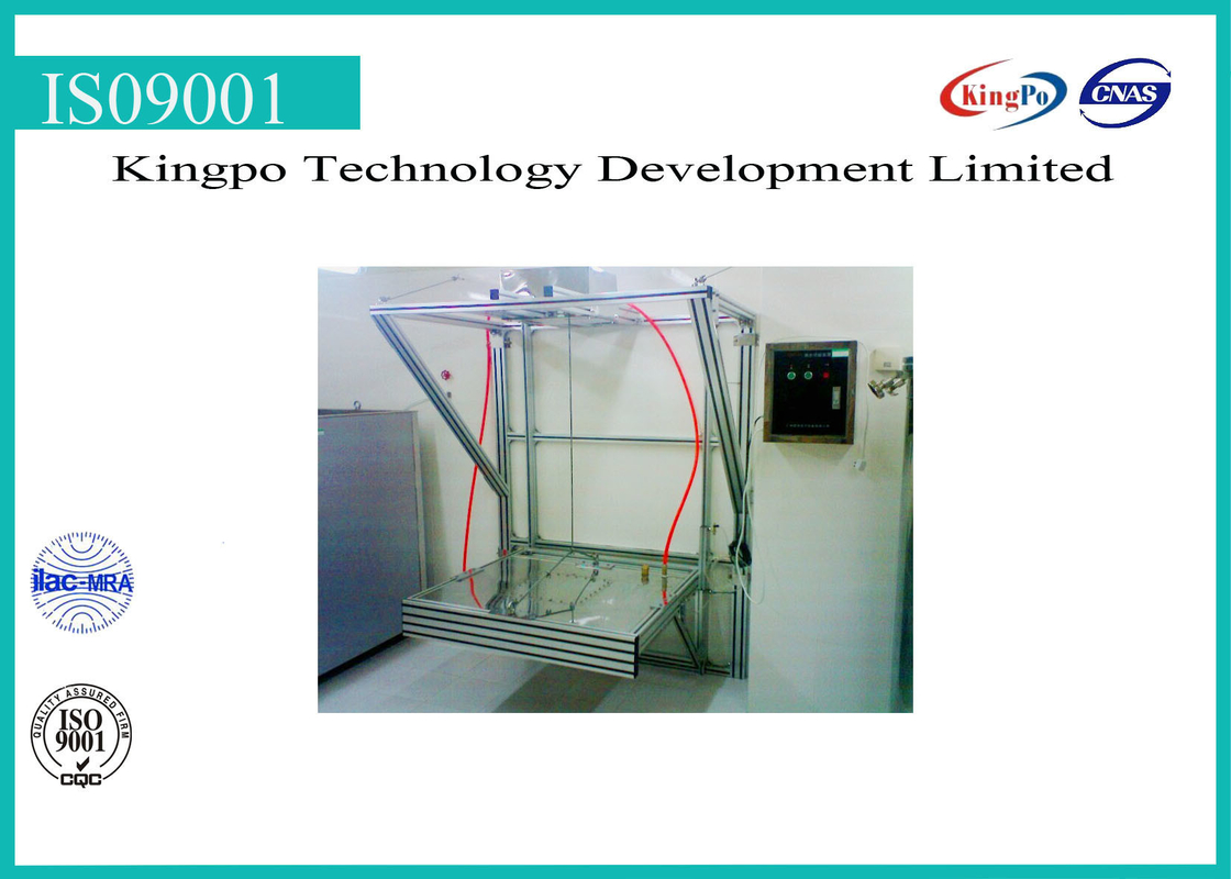 Customized IP Testing Equipment IEC 60529 Dripbox Adjustable Drop Height